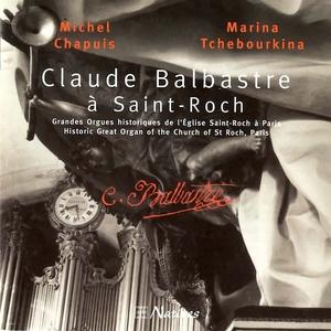 Claude-Bénigne Balbastre à Saint-Roch   Marina Tchebourkina