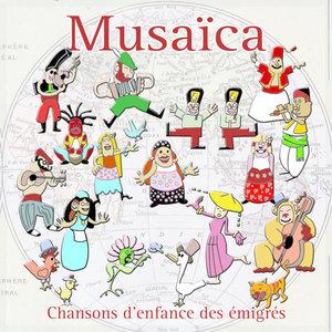 Musaïca chansons d'émigrés | Richard Soudée