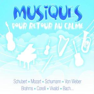 Musiques pour retour au calme (L'intégrale) | Marie-Louise Girod