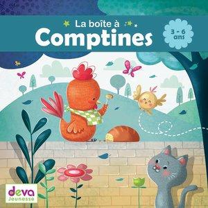 La boîte à comptines | Marie-Claude Clerval