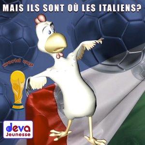 Mais ils sont où les Italiens ?   Titia&Gg