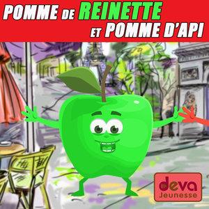 Pomme de reinette et pomme d'api   Titia&Gg