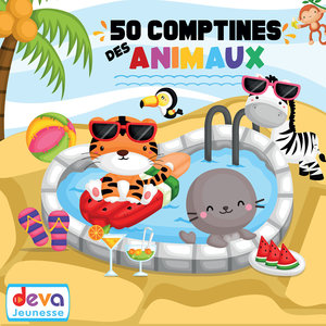 50 comptines des animaux | Jemy
