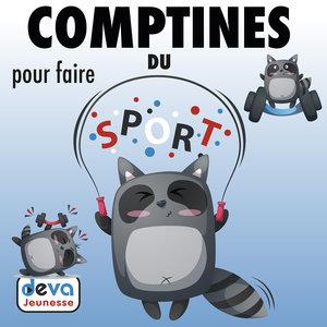 40 comptines pour faire du sport | Frédéric Martin