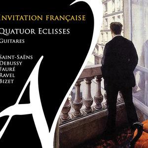 Invitation française | Quatuor Eclisses