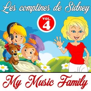 Les comptines de Sidney - Volume 4 |