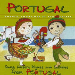Portugal: Rondes, comptines et berceuses | Julia Da Silva