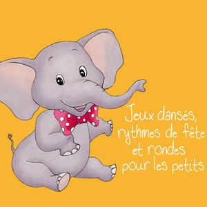 Jeux dansés, rythmes de fête et rondes pour les petits   Jean-Emile Biayenda