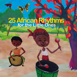 25 African Rhythms for the Little Ones | Marlène N'garo