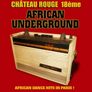 Château Rouge, 18ème: Underground | Ferre Gola
