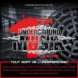 Underground Musik, Vol. 1 | Medine
