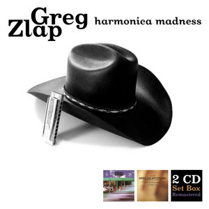 Harmonica Madness (2 CD Box Set) [Remastered]   Greg Zlap