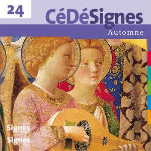 CédéSignes 24 Automne | Ensemble vocal Cinq Mars