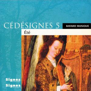 CédéSignes 5 Eté | Ensemble vocal Cinq Mars
