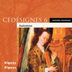 CédéSignes 6 Automne | Ensemble vocal Cinq Mars