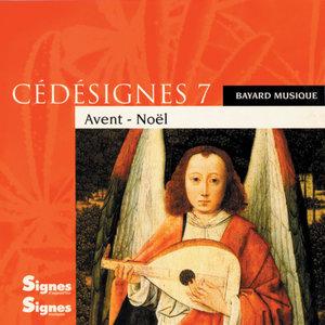 CédéSignes 7 Avent-Noël | Mannick