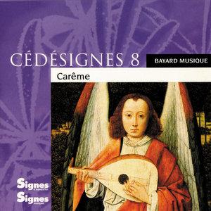 CédéSignes 8 Carême | Ensemble vocal Cinq Mars