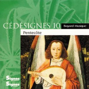 CédéSignes 10 Pentecôte | Ensemble vocal Cinq Mars