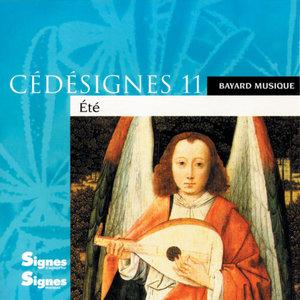 CédéSignes 11 Eté | Ensemble vocal Cinq Mars