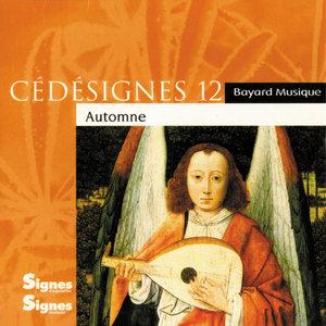 CédéSignes 12 Automne | Ensemble vocal Cinq Mars