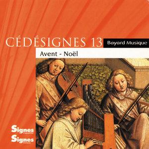 CédéSignes 13 Avent - Noël | Ensemble vocal Cinq Mars