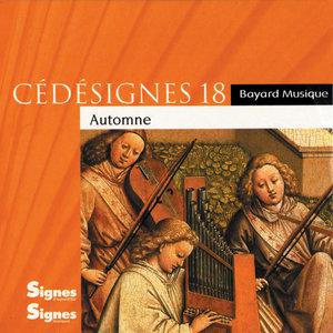 CédéSignes 18 Automne | Ensemble vocal Cinq Mars