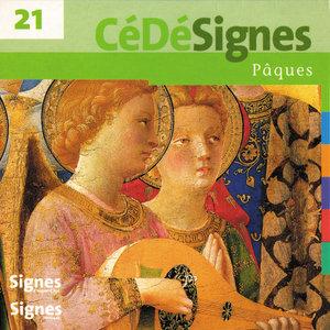 CédéSignes 21 Pâques   Ensemble vocal Cinq Mars