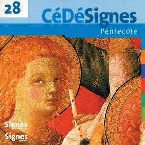 CédéSignes 28 Pentecôte   Ensemble vocal Cinq Mars