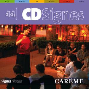 CédéSignes 44 Carême   Ensemble vocal Cinq Mars