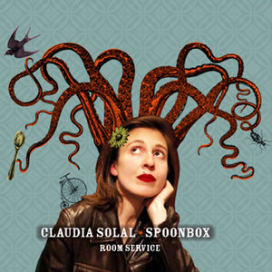 Room Service (feat. Benjamin Moussay, Joe Quitzke & Jean-Charles Richard) | Claudia Solal Spoonbox