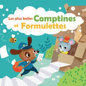 Les plus belles comptines et formulettes | Francine Chantereau