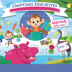 Comptines éducatives | Jemy
