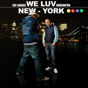 We Luv New York | Akhenaton