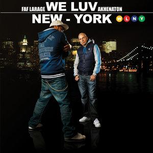 We Luv New York | Akhenaton