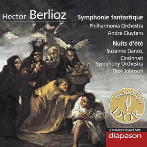 Berlioz: Symphonie fantastique & Nuits d'été(Les indispensables de Diapason) | Thor Johnson