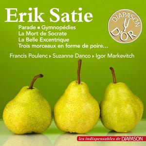 Erik Satie (Les indispensables de Diapason)   Suzanne Danco