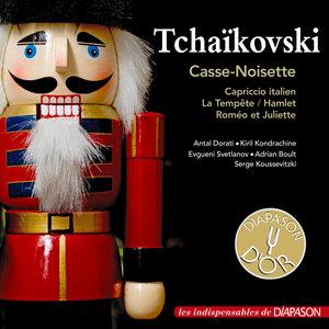 Tchaikovsky: Casse-Noisette (Les indispensables de Diapason)   Serge Koussevitzki