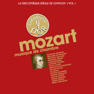 Mozart: Musique de chambre - La discothèque idéale de Diapason, Vol. 1 | Clara Haskil