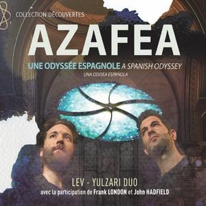Azaféa (Une odyssée espagnole) [Collection découvertes] | Nadav Lev