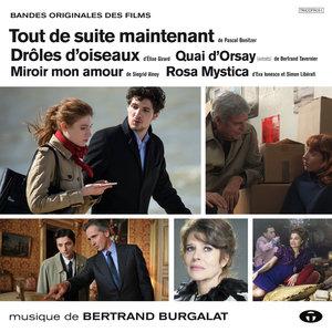 Drôles d'oiseaux et autres musiques de films | Bertrand Burgalat