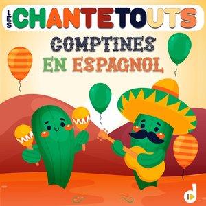 Les chantetouts : Comptines en espagnol   The Countdown Kids