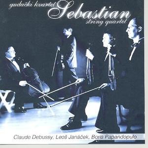 Debussy, Janaček, Papandopulo | Gudački Kvartet Sebastian