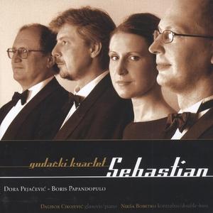 Pejačević, Papandopulo | Gudački Kvartet Sebastian