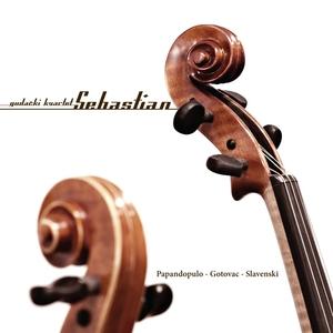 Papandopulo - Gotovac - Slavenski | Gudački Kvartet Sebastian