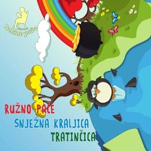 Ružno Pače / Snježna Kraljica / Tratinčica | Hans Christian Andersen