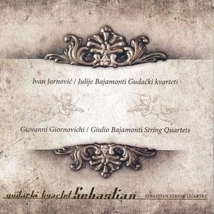 Jarnović - Bajamonti | Gudački Kvartet Sebastian