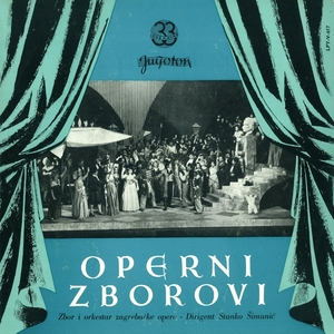 Operni Zborovi   Orkestar Zagrebačke Opere
