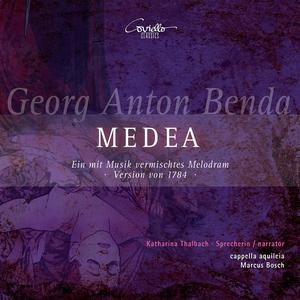 Georg Anton Benda: Medea | Marcus Bosch
