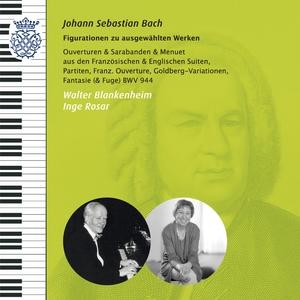 J. S. Bach: Figurationen zu Ausgewählten Werken | Walter Blankenheim