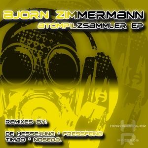 Atompilzsammler EP | Björn Zimmermann